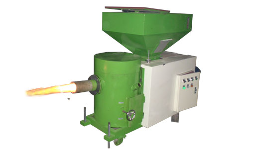 Biomass Pellets Burner